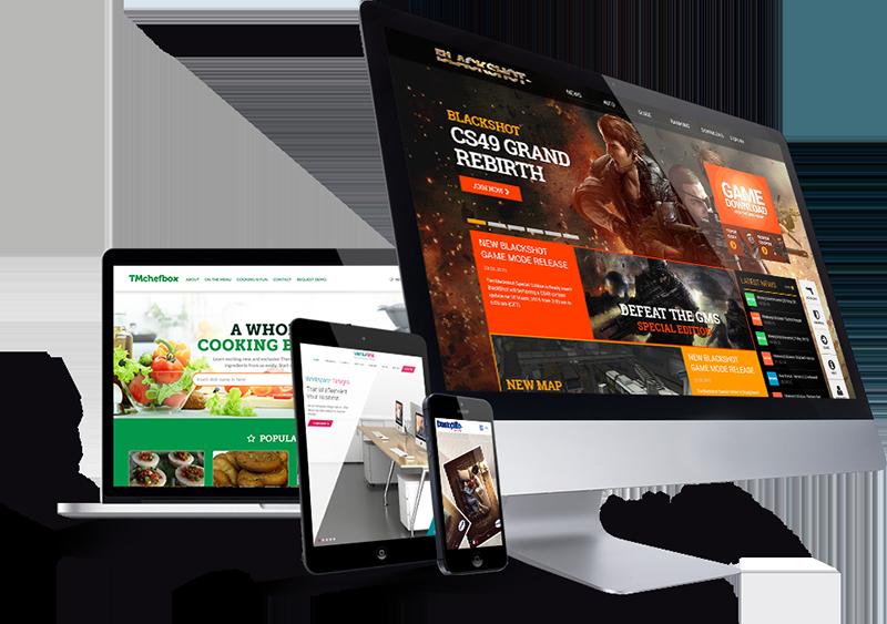 Siti web professionali web lab24 realizzazione siti web for Siti mobili online